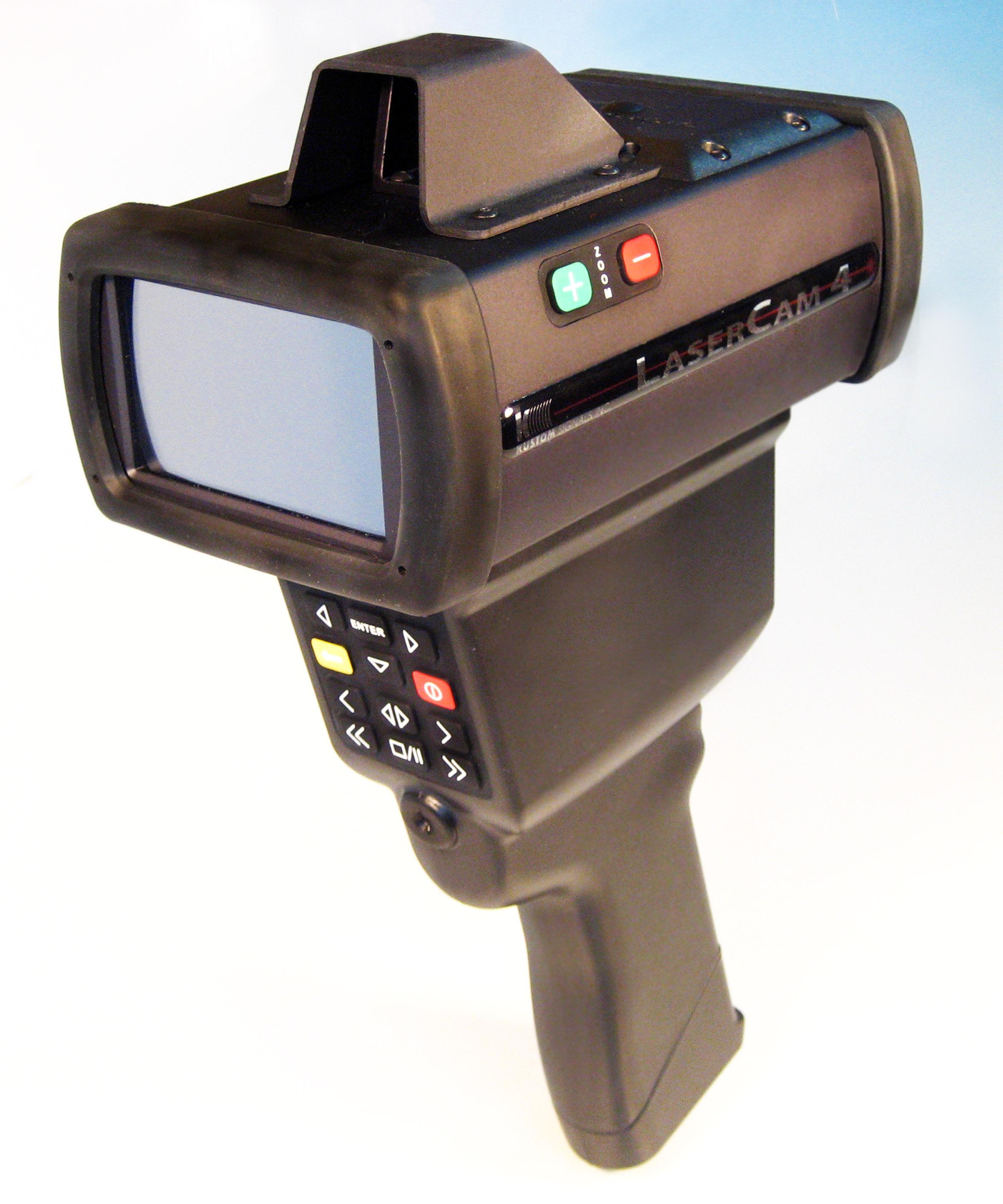 laser policyjny